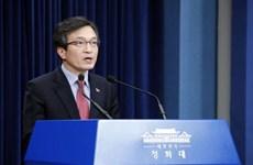 Người phát ngôn Phủ Tổng thống Hàn Quốc bất ngờ xin từ chức