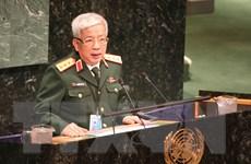 Việt Nam cam kết tham gia tích cực hoạt động vì hòa bình của LHQ