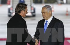 Brazil chính thức mở văn phòng thương mại tại Jerusalem