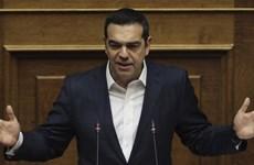 Thủ tướng Hy Lạp có chuyến thăm lịch sử tới Bắc Macedonia