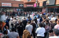 Giẫm đạp tại lễ tưởng niệm rapper Nipsey Hussle, nhiều người bị thương