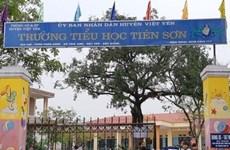 Bắc Giang: Điều chuyển thầy giáo bị tố sàm sỡ học sinh nữ