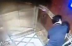 """Pháp lý: Kẻ sàm sỡ bé gái ở thang máy có thể bị kết tội """"dâm ô trẻ em"""""""