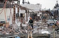 Trung Quốc bắt giữ 3 nghi can trong vụ nổ nhà máy hóa chất ở Giang Tô
