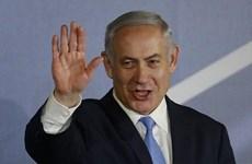 Thủ tướng Israel Benjamin Netanyahu tới Nga bàn về Syria