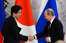 Nhật Bản muốn tiếp tục các cuộc đàm phán hòa bình với Nga