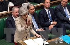 Brexit: Thủ tướng Anh Theresa May tìm kiếm sự ủng hộ của Công đảng