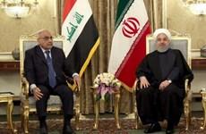 Thủ tướng Iraq lần đầu tiên thăm Iran, hội đàm với Tổng thống Rouhani