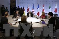 Các nước G7 ủng hộ Mỹ tham gia phi hạt nhân hóa Triều Tiên