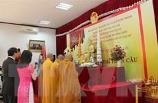 Lần đầu tiên tổ chức lễ Giỗ tổ Hùng Vương tại thủ đô Vientiane