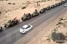 Libya: Tướng Khalifa Haftar từ chối cuộc gặp với Thủ tướng GNA