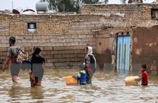 Iran tiếp tục sơ tán nhiều làng mạc vì lũ lụt tiếp diễn