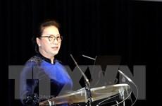Chủ tịch Quốc hội bắt đầu tham dự IPU-140 và các hội nghị liên quan