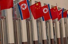 Trung Quốc-Triều Tiên chính thức thông cầu mới qua biên giới