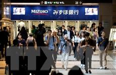 Kinh tế Nhật Bản có tín hiệu tích cực dù kinh tế toàn cầu đi xuống