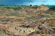 Sạt lở mỏ kim cương ở Indonesia khiến 5 người thiệt mạng