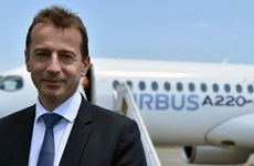 Airbus bước vào kỷ nguyên mới với tân CEO Guillaume Faury