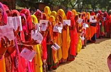 Hàng trăm triệu cử tri Ấn Độ bắt đầu đi bầu cử Hạ viện