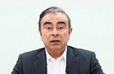 Tòa án Nhật Bản gia hạn lệnh bắt giam đối với cựu Chủ tịch Nissan