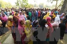 Kết thúc thành công giai đoạn một bầu cử Hạ viện Ấn Độ
