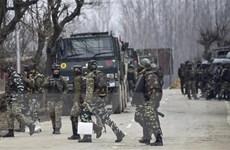 Binh sỹ Ấn Độ và Pakistan đấu súng cối ở khu vực Kashmir