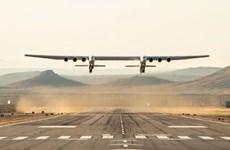 Chiếc máy bay lớn nhất thế giới có chuyến bay thử đầu tiên