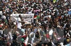 Sudan: Cần đưa đại diện người dân vào Hội đồng tổng thống