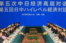 'Quan hệ Trung Quốc-Nhật Bản đã quay trở lại quỹ đạo tốt đẹp'