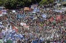 Argentina dường như đang bước vào ngưỡng cửa khủng hoảng?