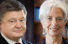 Bà Christine Lagarde: IMF sẵn sàng tăng cường hợp tác với Ukraine