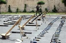 Phiến quân chuẩn bị tấn công vào các vị trí quân sự ở phía Bắc Syria