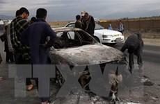 Taliban tấn công nhằm vào lực lượng an ninh Afghanistan