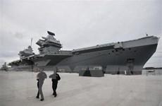 Ấn Độ dự định đóng siêu tàu sân bay tương tự phiên bản của Anh