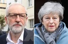 Brexit: May và Corbyn đang nỗ lực tìm kiếm một thỏa thuận 'chắp vá'