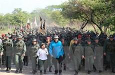 Tìm giải pháp hữu hiệu cho Venezuela sau những ngày tháng biến động?