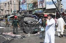 Taliban ở Pakistan thừa nhận tiến hành vụ nổ làm 33 người thương vong