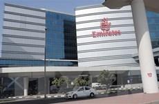 Lợi nhuận của Emirates Airline 'lao dốc' do giá nhiên liệu tăng