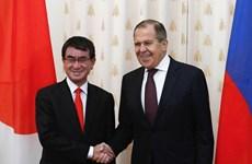Nga và Nhật Bản nỗ lực tìm tiếng nói chung trong tranh chấp lãnh thổ