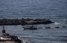 Israel gỡ bỏ lệnh cấm bắt cá ở vùng biển ngoài khơi Dải Gaza