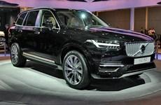 Hãng Volvo triệu hồi hơn 6.000 xe tại thị trường Trung Quốc