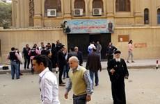 Ai Cập kết án tử hình 2 thủ phạm tấn công nhà thờ Cơ đốc giáo