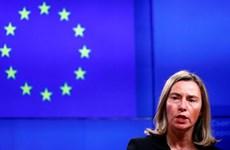 Liên minh châu Âu cam kết ủng hộ duy trì thỏa thuận hạt nhân Iran