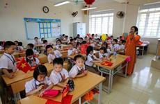 [Video] 100% học sinh lớp 1 học 2 buổi mỗi ngày từ năm học 2020