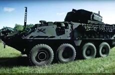 Quân đội Thái Lan đạt thỏa thuận mua 37 xe bọc thép Stryker của Mỹ