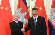 Trung Quốc và Campuchia thúc đẩy hợp tác, nâng tầm quan hệ