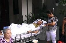 Đà Nẵng: Kịp thời giải cứu cụ ông bị liệt thoát khỏi đám cháy