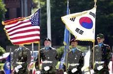 Hàn-Mỹ vẫn khác biệt lớn về chi phí quốc phòng và vấn đề Triều Tiên