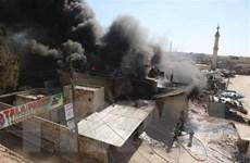 Syria tăng cường chiến dịch đẩy lùi phiến quân tại khu vực Tây Bắc