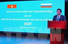 Triển khai hiệu quả và ấn tượng các nội dung của năm chéo Việt-Nga