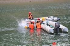 Lật thuyền ở Trung Quốc làm ít nhất 10 người thiệt mạng